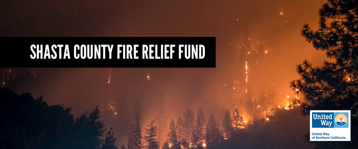 Shasta County Fire Relief Fund