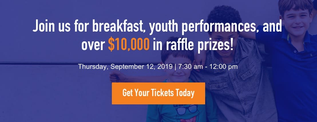 Join us for breakfast, youth performances, and over $10,000 in raffle Prizes!